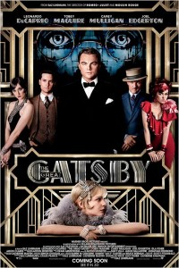 Cartel El Gran Gatsby