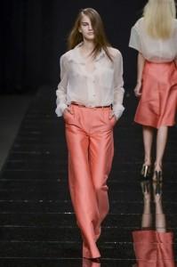 Anteprima pantalón color