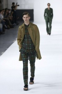 ABRIGO DRIES VAN NOTEN