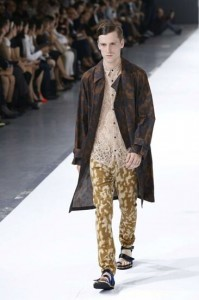 ABRIGO II DRIES VAN NOTEN