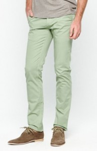 PANTALON COLOR HOMBRE II ADOLFO DOMINGUEZ
