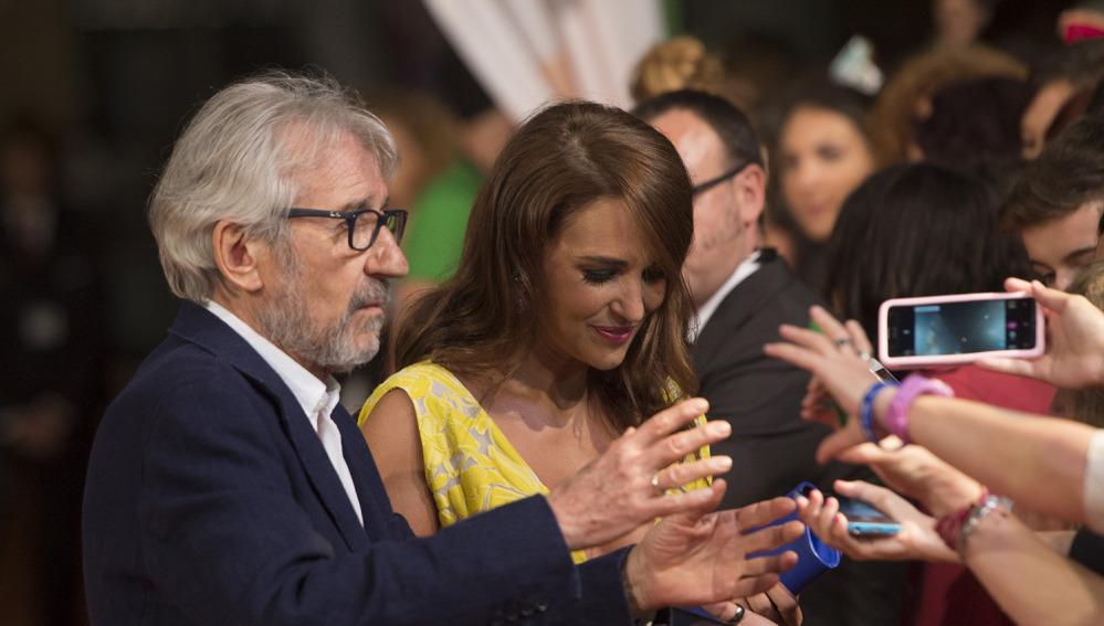 ALFOMBRA DE VELVET EN FESTVAL 2016